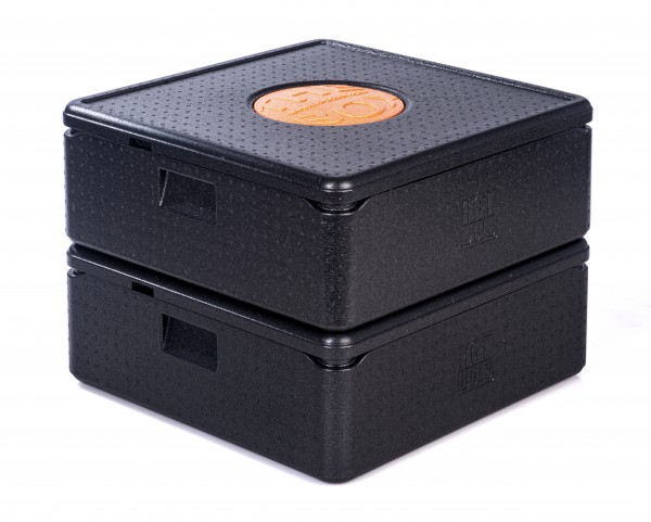 Thermobox Pizza XXL 175 mm - 2 Stück im Set