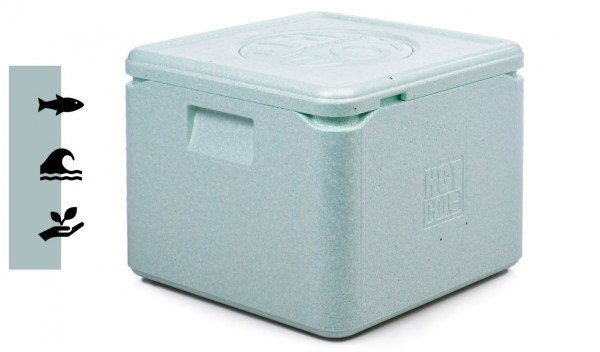 Thermobox Green Ocean Pizza NH 265