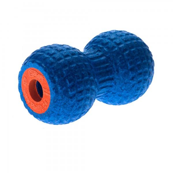TwoBall Hart, blau