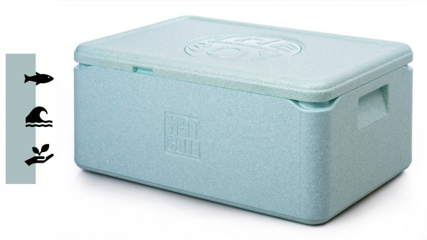 Thermobox Green Ocean GN 1/1 NH 210 mm