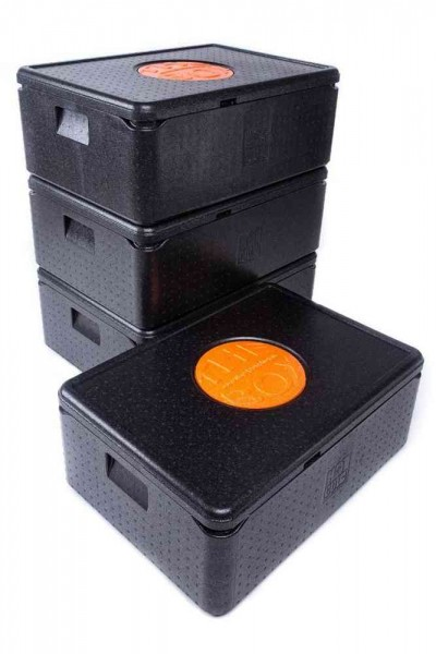 Thermobox Universal NH 200 mm - 4 Stück im Set